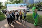 도로교통공단 경북지부, 어르신 교통사고 ZERO 캠페인 개최