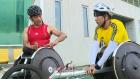 패럴림픽 스타 홍석만과 꿈나무가 만난 '특별한' 사연