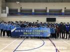 탁구 청소년 국가대표 후보 선수단 재능기부