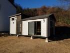 농막을 전원주택 수준으로 끌어올린 별빛하늘 소형 조립식이동주택