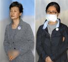 법원, 박 전 대통령·최순실 2심 생중계 불허