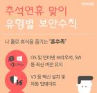 """""""추석 연휴, PC·스마트폰 보안수칙 확인하세요"""""""