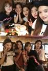 '비밀과 거짓말' 오승아, 레인보우 지숙·나은·노을·재경과 '美친 미모 일상샷'
