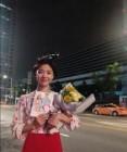 '시구 여신' 임세미 근황샷… 단아한 인상, 수수한 미모 '남심 저격'