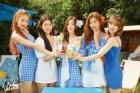 레드벨벳, 가온차트 3관왕 등극… 'Power Up' 음원·음반 1위