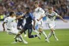 프랑스, '그리에즈만 멀티골' 앞세워 독일에 2-1 역전승…15경기 연속 '무패행진'