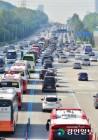 나들이 차량 몰리며 경부·서해안 등 정체… 교통정보 확인 필수
