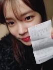 '목숨건연애' 윤소희, 무결점 인형 비주얼 일상샷…레드벨벳 조이 닮은꼴 '눈길'