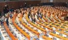 '청와대 인사갈등' 2野 본회의 불참… 결국 국회 파행