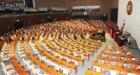 """자유한국당·바른미래당, 국회 보이콧으로 본회의 무산… """"조국 사퇴, 고용세습 국정조사"""" 요구"""