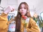 '공복자들' 권다현, 초롱초롱 눈망울+돋보이는 청순美… 일상 속 여유