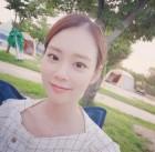 '열두밤' 한승연, 공원서 돗자리 깔고 '찰칵'… 피부 실화야?