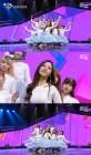 '엠카운트다운' 네이처, '꿈꿨어'로 발산한 소녀美