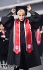 워너원 하성운 오늘(22일) 대학교 졸업식, 방송연예 학사 인증
