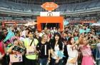 CJ ENM '다이아페스티벌' 4만3천여명이 즐겼다