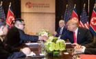 """북미회담 앞두고...폼페이오 """"완전한 비핵화 확신 생길때까지 압박 안푼다"""""""