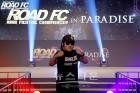 '의리의리'하게 ROAD FC 049 IN PARADISE 대회장 찾은 김보성