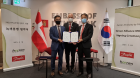 희림, 댄포스와 '녹색동맹 업무협약' 체결