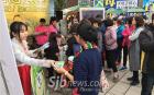 군산 소형양배추, 대만-일본서 인기