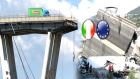 이탈리아, 다리 붕괴 두고 EU와 책임공방