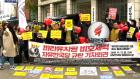 한국당 '유치원 3법' 신중…시민단체 '반발'