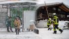 美 눈폭풍 피해 속출…유럽선 최소 21명 사망