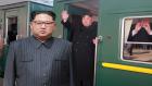 """북한 """"김정은, 전용열차타고 어제 하노이행"""""""