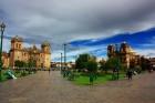 잉카문명의 보물창고 쿠스코…아르마스 광장의 하일라이트 '최후의 만찬'