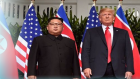 """트럼프 """"대북 제재 불필요""""…북한 달래기?"""