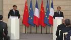 프랑스 방문 시진핑, 45조 원 선물 보따리