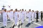 2018 해군 환태평양훈련(RIMPAC)전대, 훈련 마치고 귀국