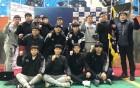 경남대 전국레슬링대회 단체전 우승