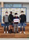 경남스쿼시 전국대회 준우승