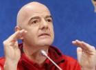 """인판티노 FIFA 회장 """"2022년 카타르 월드컵 11월 21일 개막"""" 발표"""
