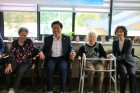 송석준 국회의원, 나눔의 집 찾아 추석 명절 인사