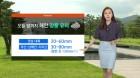 모닝와이드 날씨2 8월16일(목)
