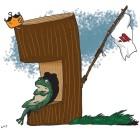 '자유한국당'이란 이름의 개구리 연못
