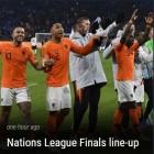 독일 잡은 네덜란드, 네이션스리그 4강 '승선'...스위스-포르투갈-잉글랜드와 조추첨