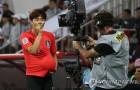김진수 연장 후반 득점 후 '2개의 세리머니' 의미는? 첫번째는 아내 뱃속 아이, 두번째는 기성용