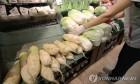 추석 주요 농산물 가격 안정세…배추 1포기 2978원