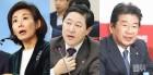 한국당 원내대표 3파전 대예측
