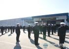 국내 최초 중형잠수함 '도산안창호함' 부대 창설식 거행