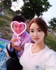 """연애의맛 김종민 황미나 """"진짜 사귀나?"""" 결혼은 가을 스몰웨딩으로···지인들 질문공세 이어져"""