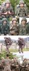 """라비 30kg 군장 메고 10km 급속행군, """"쉬지 않고 끝까지 달릴 것"""""""
