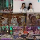 워너원 1주년-에이핑크 7주년 함께한 '눕방 라이브' 100회 달성…EXO 첸백시 '최다 재생수' 기록