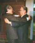 문익환 목사, 김일성 면담(1989)·중국 수도 베이징 천도(1949)
