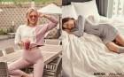 라이프스타일 에슬레저 브랜드 '애뜰루나', 3인 3색 모델 화보 선보여