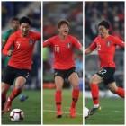 한국, 콜롬비아 격파할 무기는? 손흥민-황의조-권창훈 공격 삼각편대 출격 전망