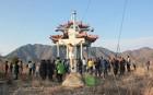 중국 시안교구 세라핌 청년회, 위령성월 맞아 성지순례