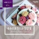 콜러노비타, '플라워 떡 케이크 만들기' 문화산책 모집